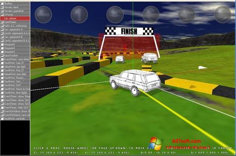 Képernyőkép 3D Rad Windows 7