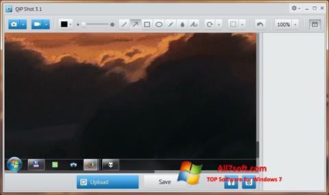 Képernyőkép QIP Shot Windows 7