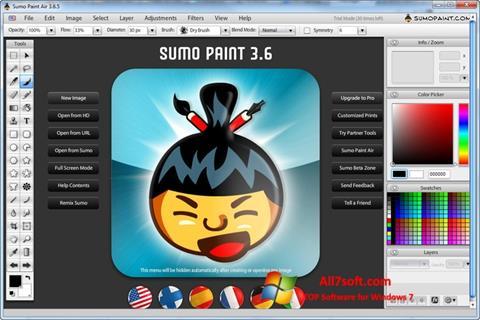 Képernyőkép SUMo Windows 7