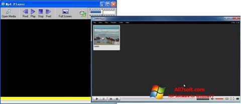 Képernyőkép MP4 Player Windows 7