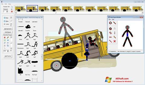 Képernyőkép Pivot Animator Windows 7