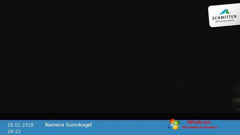 Képernyőkép Live WebCam Windows 7