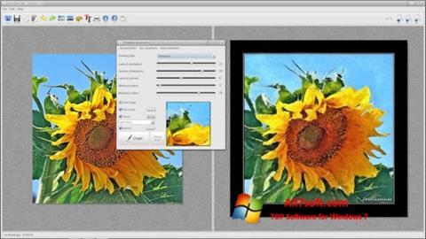 Képernyőkép FotoSketcher Windows 7