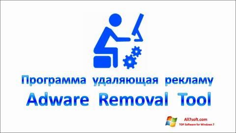 Képernyőkép Adware Removal Tool Windows 7