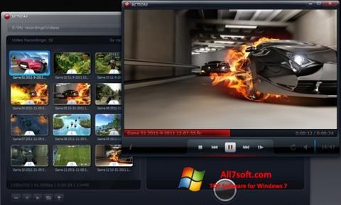 Képernyőkép Action! Windows 7
