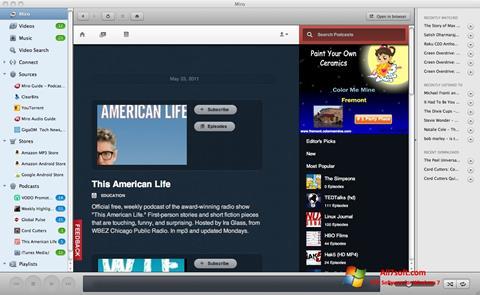 Képernyőkép Miro Windows 7