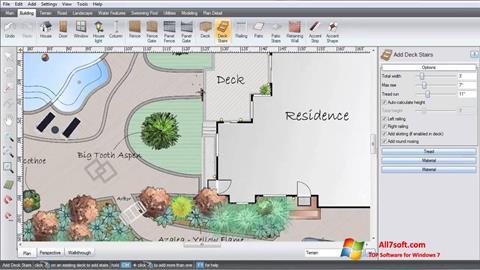 Képernyőkép Realtime Landscaping Architect Windows 7