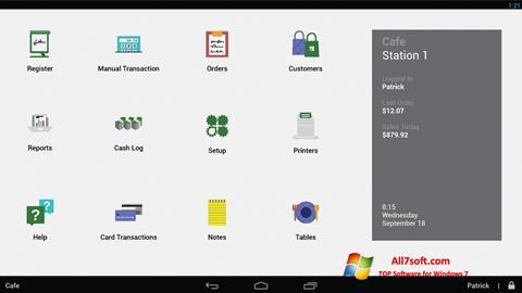 Képernyőkép Clover Windows 7