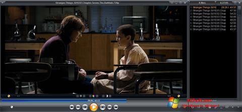 Képernyőkép Zoom Player Windows 7
