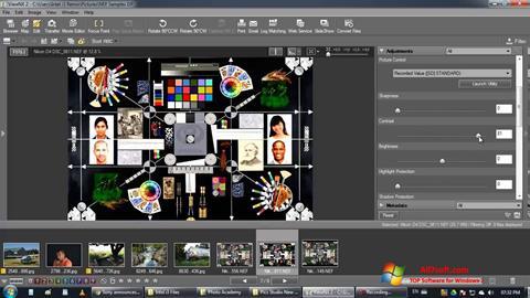 Képernyőkép ViewNX Windows 7