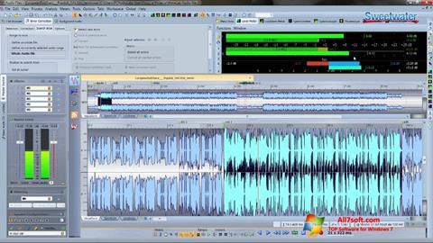 Képernyőkép WaveLab Windows 7