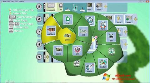 Képernyőkép Kodu Game Lab Windows 7