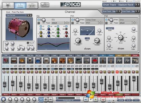 Képernyőkép Echo Windows 7