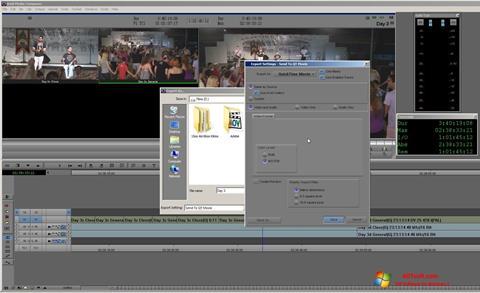 Képernyőkép Avid Media Composer Windows 7