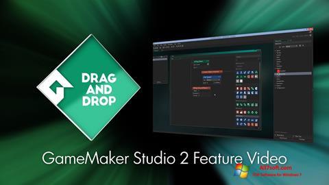 Képernyőkép Game Maker Windows 7