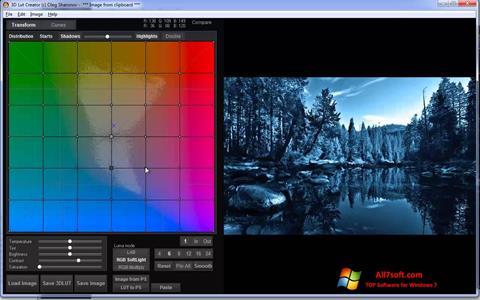Képernyőkép 3D LUT Creator Windows 7