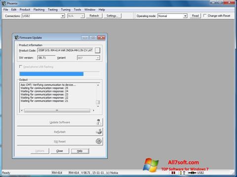 Képernyőkép Phoenix Windows 7