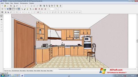 Képernyőkép PRO100 Windows 7