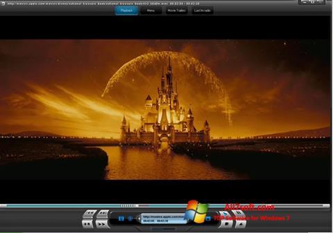 Képernyőkép Kantaris Media Player Windows 7