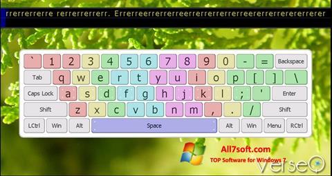 Képernyőkép VerseQ Windows 7