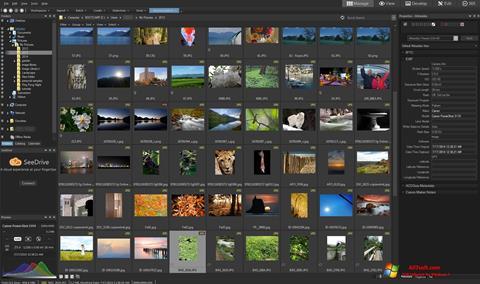 Képernyőkép ACDSee Windows 7