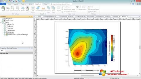 Képernyőkép Surfer Windows 7