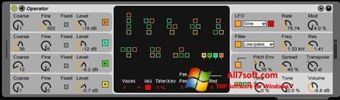 Képernyőkép OperaTor Windows 7